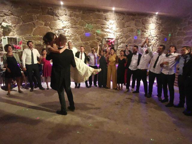 La boda de Alberto y Sarai en Bentraces, Orense 40
