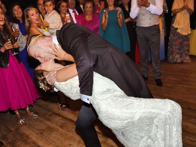 La boda de Alberto y Sarai en Bentraces, Orense 11