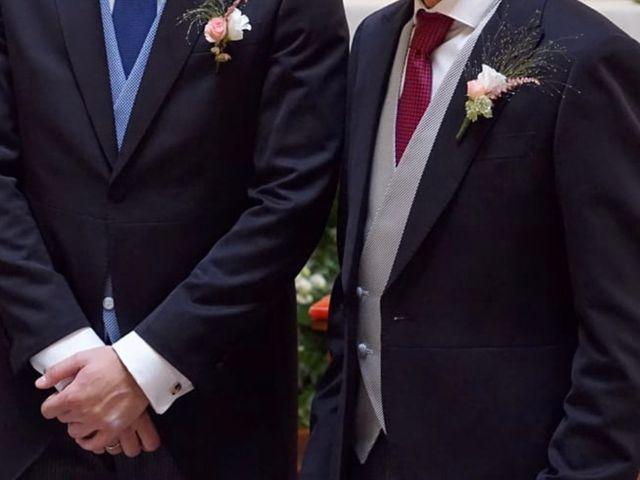 La boda de Alberto y Sarai en Bentraces, Orense 45