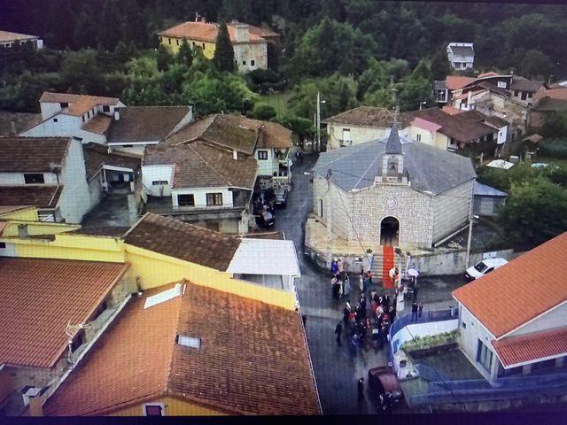 La boda de Alberto y Sarai en Bentraces, Orense 25