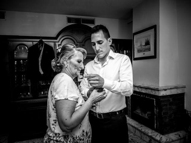 La boda de Raúl y Gema en Zafra, Badajoz 11
