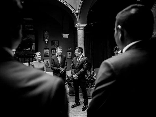 La boda de Raúl y Gema en Zafra, Badajoz 15