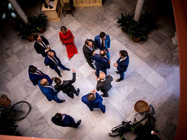 La boda de Raúl y Gema en Zafra, Badajoz 16