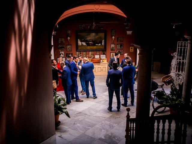La boda de Raúl y Gema en Zafra, Badajoz 17