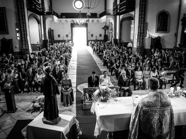 La boda de Raúl y Gema en Zafra, Badajoz 22