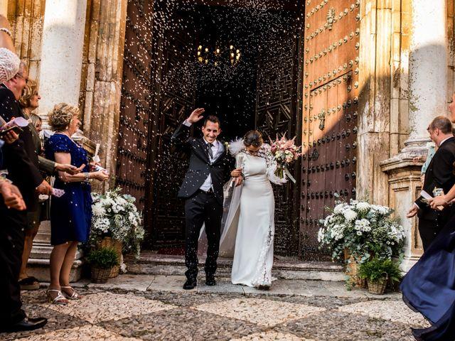 La boda de Raúl y Gema en Zafra, Badajoz 23