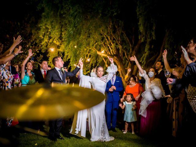 La boda de Raúl y Gema en Zafra, Badajoz 35