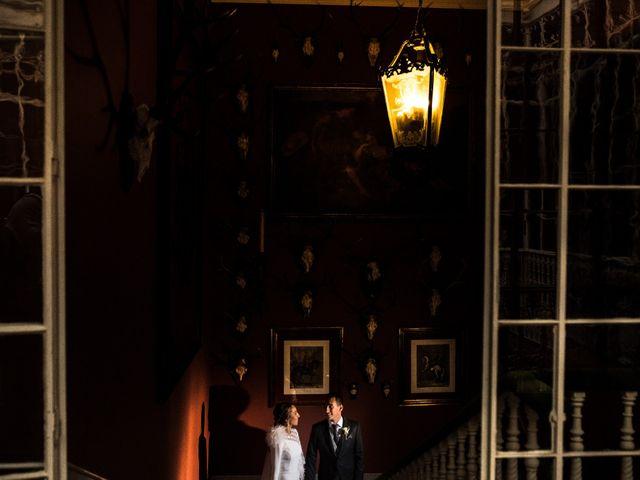 La boda de Raúl y Gema en Zafra, Badajoz 30