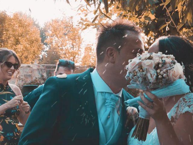 La boda de David y Diana en Valverdon, Salamanca 8
