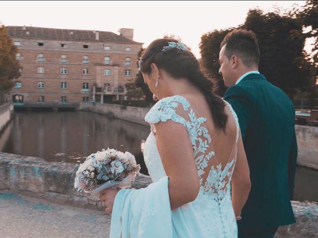 La boda de David y Diana en Valverdon, Salamanca 13