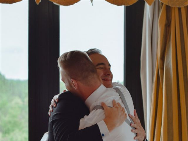 La boda de Alberto y Sarai en Bentraces, Orense 47