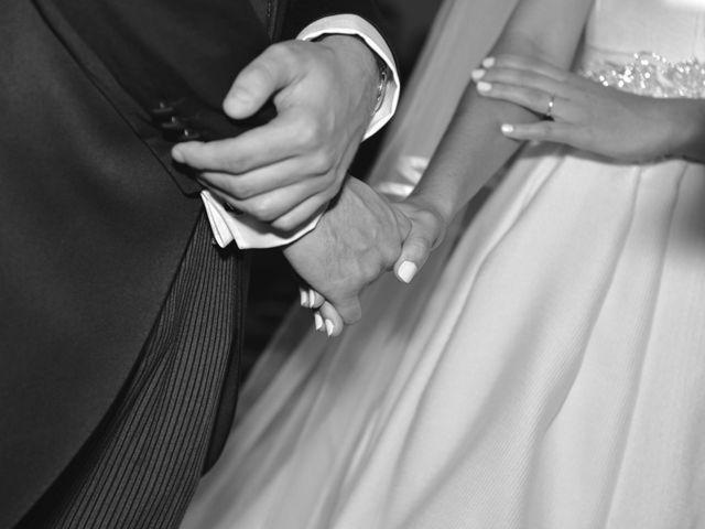 La boda de Alberto y Sarai en Bentraces, Orense 55