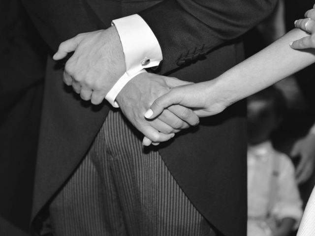 La boda de Alberto y Sarai en Bentraces, Orense 54