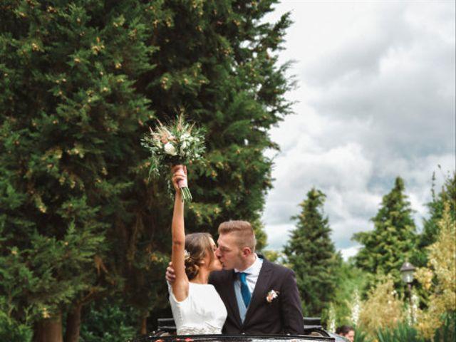 La boda de Alberto y Sarai en Bentraces, Orense 70