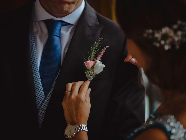 La boda de Alberto y Sarai en Bentraces, Orense 2