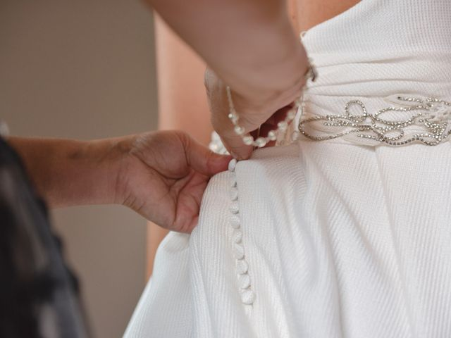 La boda de Alberto y Sarai en Bentraces, Orense 4