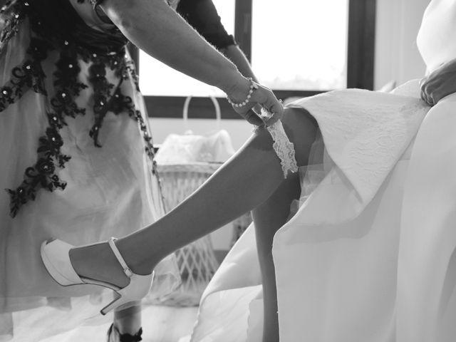 La boda de Alberto y Sarai en Bentraces, Orense 36