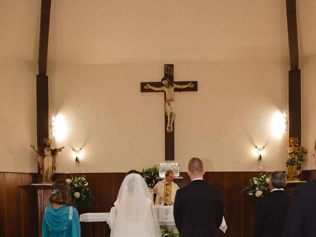 La boda de Alberto y Sarai en Bentraces, Orense 58