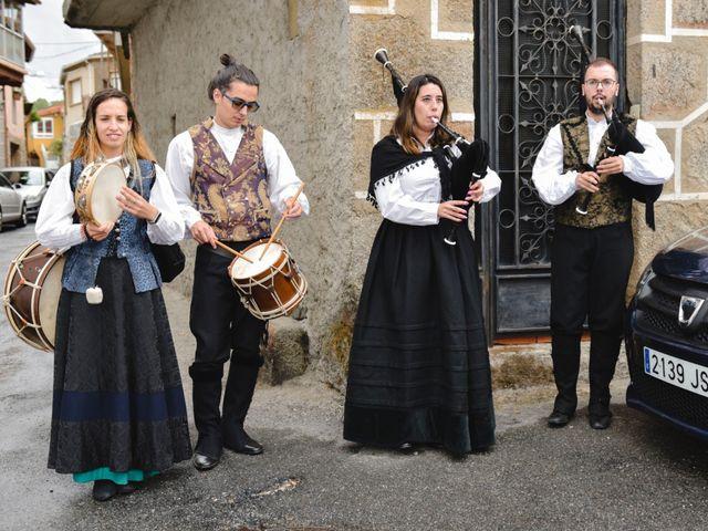 La boda de Alberto y Sarai en Bentraces, Orense 62