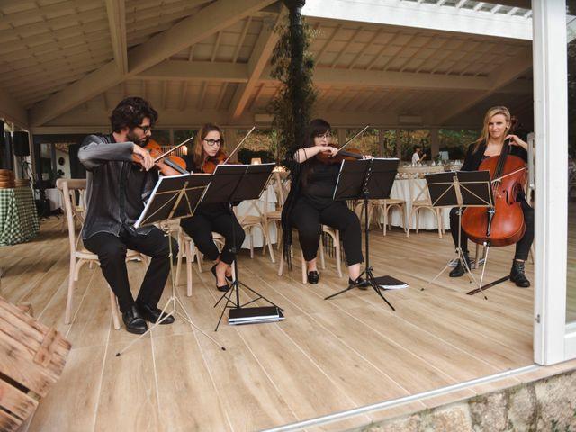 La boda de Alberto y Sarai en Bentraces, Orense 63