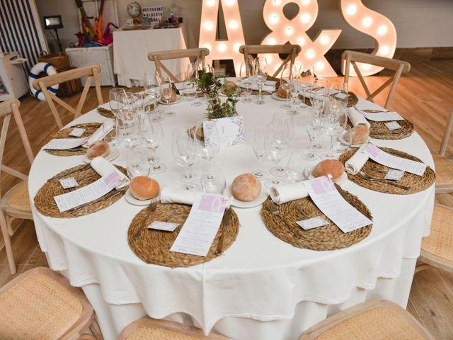 La boda de Alberto y Sarai en Bentraces, Orense 67