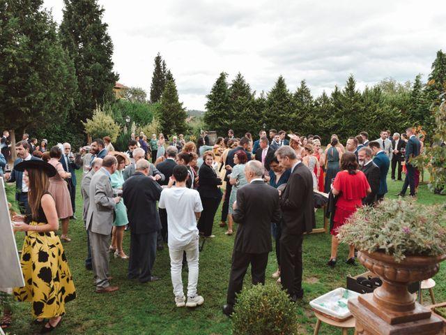 La boda de Alberto y Sarai en Bentraces, Orense 69