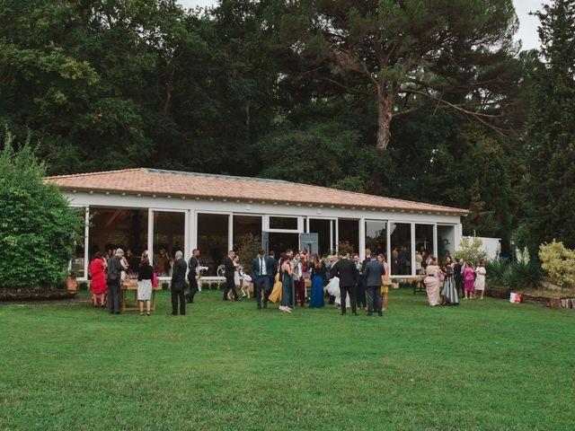 La boda de Alberto y Sarai en Bentraces, Orense 72