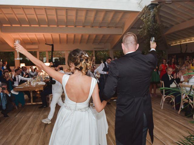 La boda de Alberto y Sarai en Bentraces, Orense 73