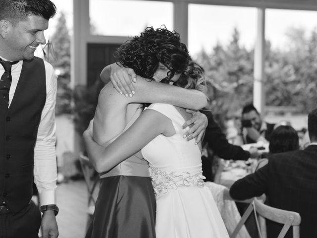 La boda de Alberto y Sarai en Bentraces, Orense 77