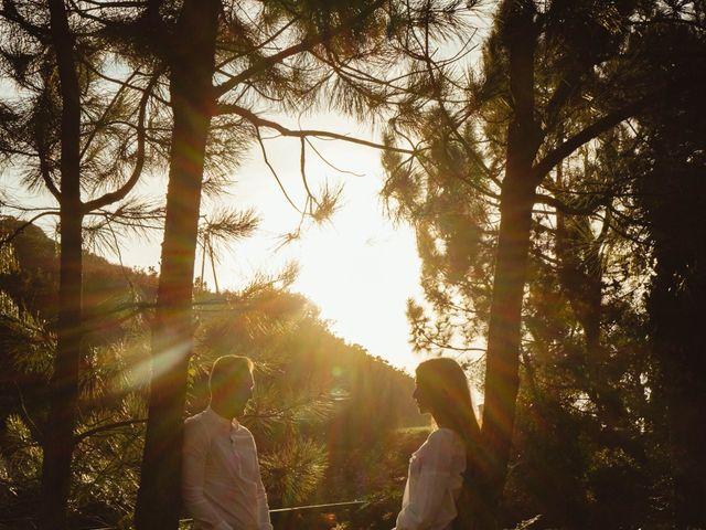 La boda de Alberto y Sarai en Bentraces, Orense 78