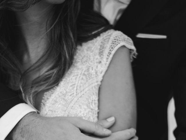 La boda de Alberto y Sarai en Bentraces, Orense 76