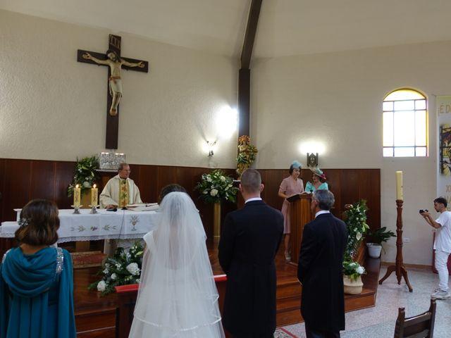 La boda de Alberto y Sarai en Bentraces, Orense 79