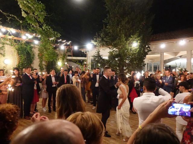La boda de Alberto y Sarai en Bentraces, Orense 20