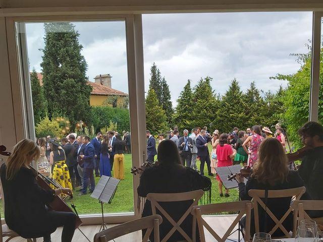 La boda de Alberto y Sarai en Bentraces, Orense 80