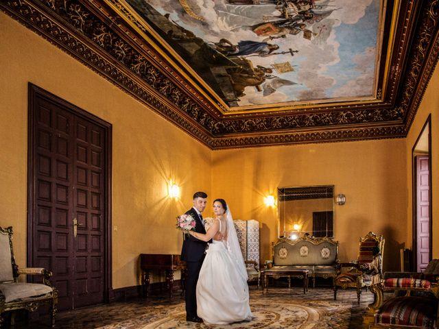 La boda de Joaquín y Lorena en Toledo, Toledo 28