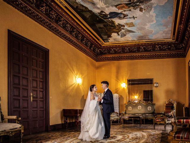 La boda de Joaquín y Lorena en Toledo, Toledo 29