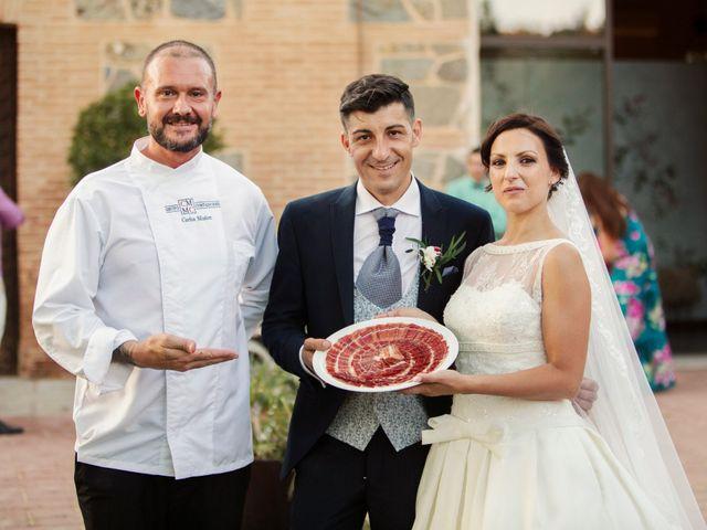 La boda de Joaquín y Lorena en Toledo, Toledo 39