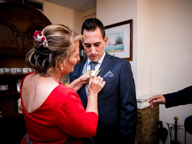 La boda de Raúl y Gema en Zafra, Badajoz 13