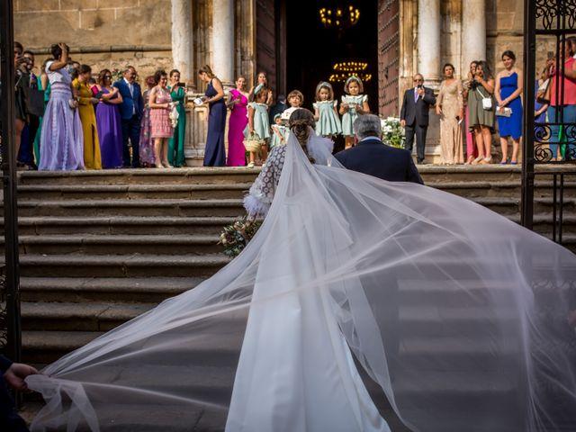 La boda de Raúl y Gema en Zafra, Badajoz 19