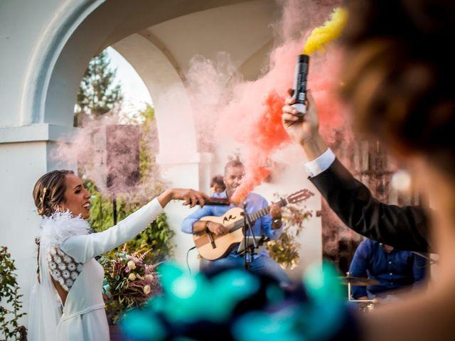La boda de Raúl y Gema en Zafra, Badajoz 31
