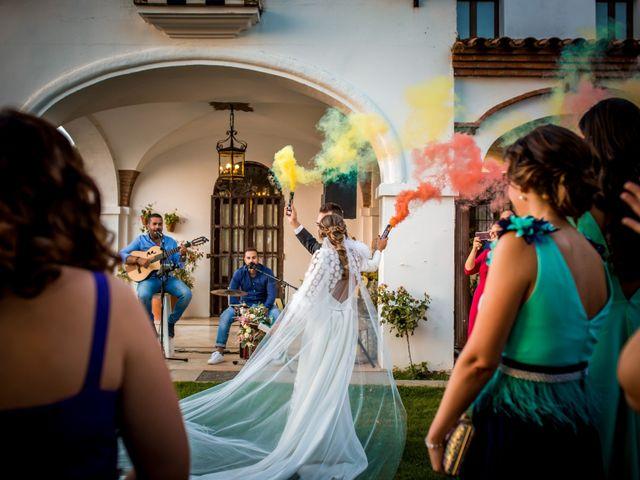 La boda de Raúl y Gema en Zafra, Badajoz 33