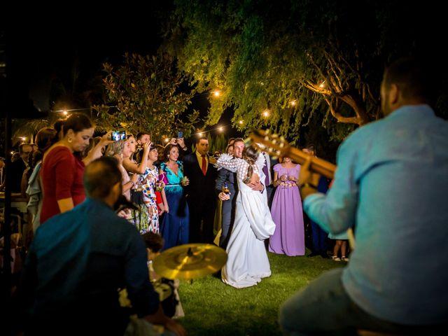 La boda de Raúl y Gema en Zafra, Badajoz 36