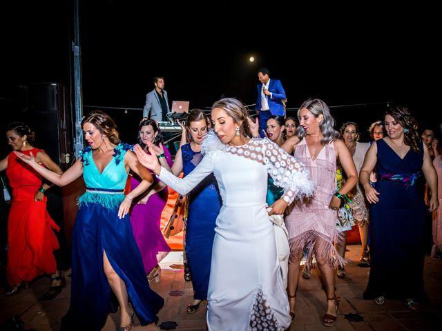 La boda de Raúl y Gema en Zafra, Badajoz 40