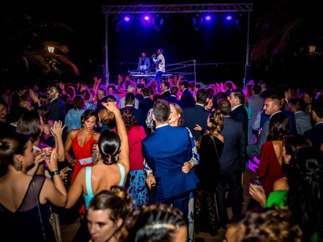 La boda de Raúl y Gema en Zafra, Badajoz 44