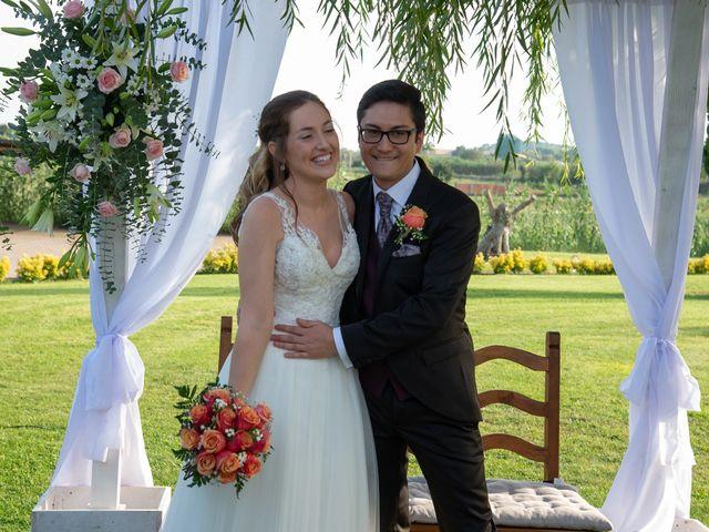 La boda de Omar y Alba en Blanes, Girona 74