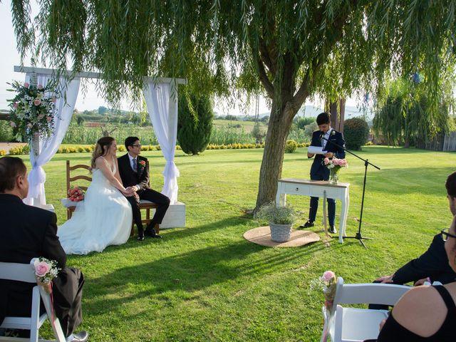 La boda de Omar y Alba en Blanes, Girona 83