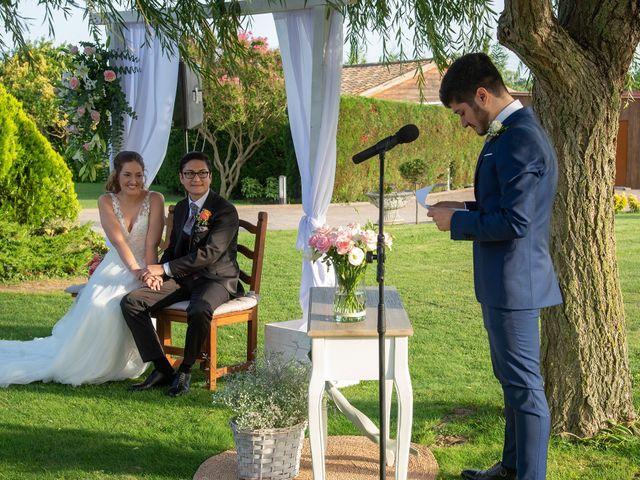 La boda de Omar y Alba en Blanes, Girona 84