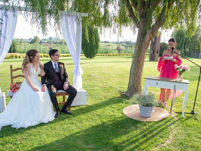 La boda de Omar y Alba en Blanes, Girona 85
