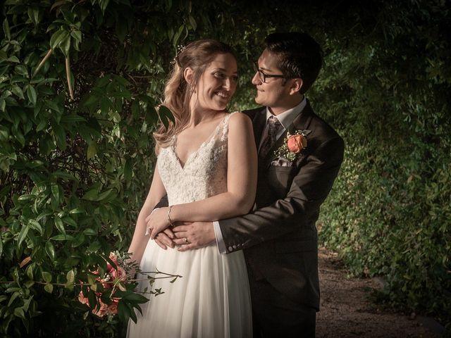 La boda de Alba y Omar