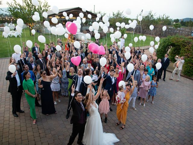 La boda de Omar y Alba en Blanes, Girona 137